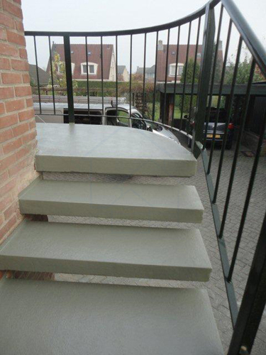 Beton Trap Renovatie